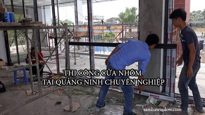 Cửa nhôm tại Quảng Ninh
