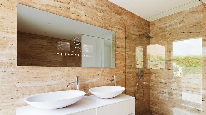Phòng tắm của tương lai sẽ như thế nào?