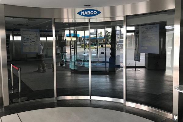Cửa tự động NABCO DS-75