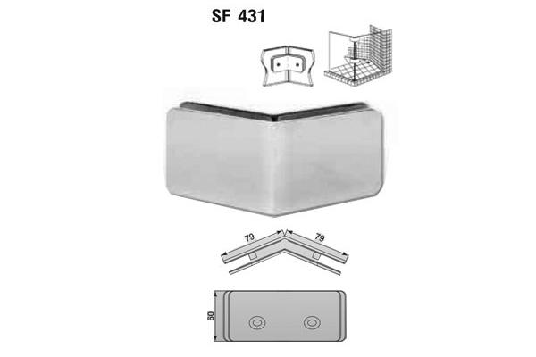Kẹp kính VVP SF 431