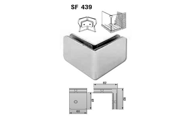 Kẹp kính VVP SF 439