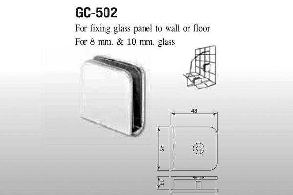 Kẹp kính VVP GC 502