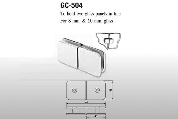 Kẹp kính VVP GC 504