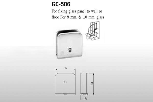 Kẹp kính VVP GC 506