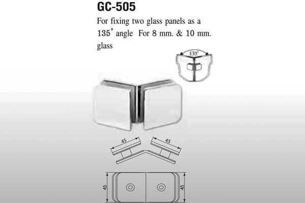Kẹp kính VVP GC 505