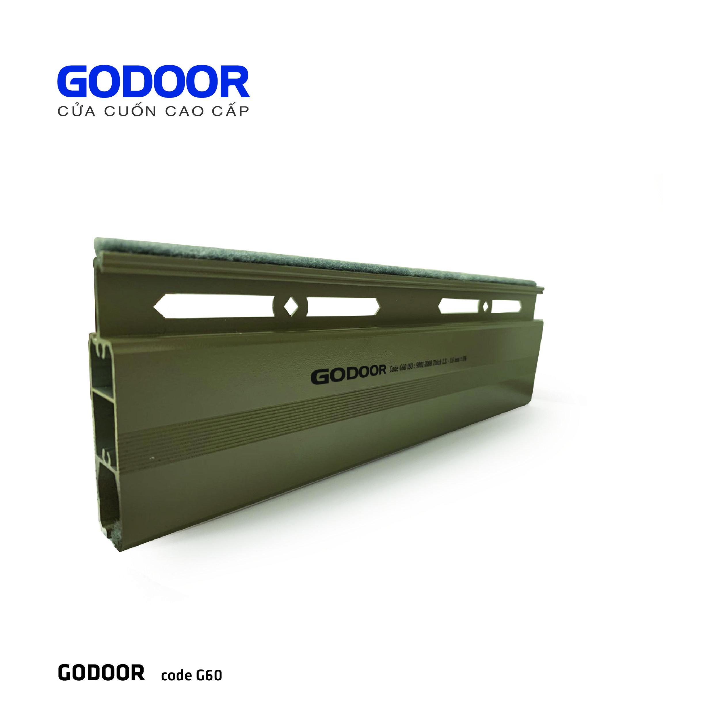 Cửa cuốn Godoor G60