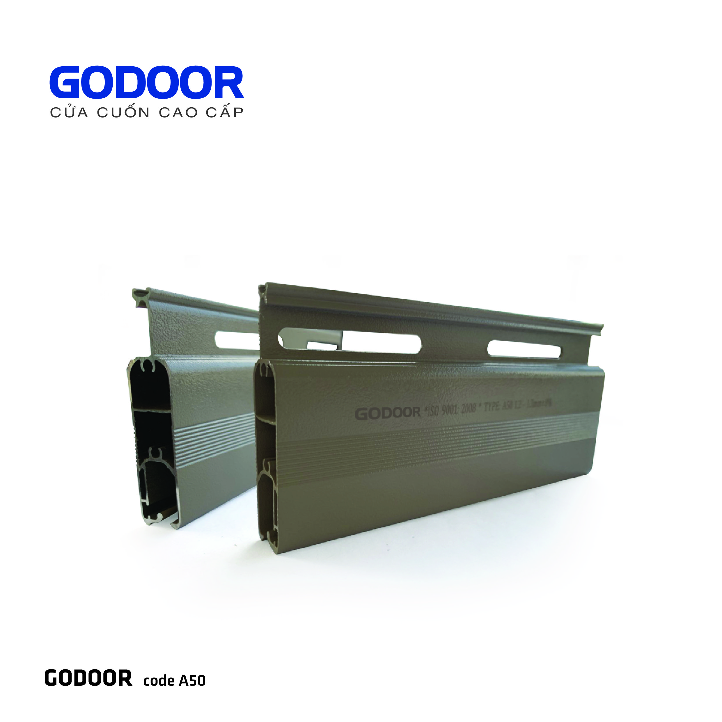 Cửa cuốn Godoor  A50